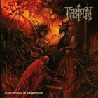 PERDITION TEMPLE — Sacraments Of Descension album cover