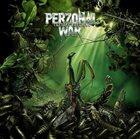 PERZONAL WAR Captive Breeding album cover