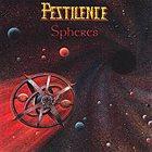 PESTILENCE Spheres album cover