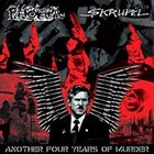 PHOBIA Another Four Years of Murder album cover