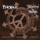 PHOBIA Fearing the Dissolve of Humanity album cover