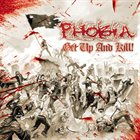 PHOBIA Get Up and Kill! album cover