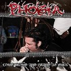 PHOBIA Loud Proud and Grind As Fuck album cover