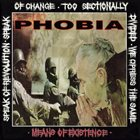 PHOBIA Means of Existence album cover