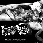 PHYLLOMEDUSA Innard & Frog Worship/Slithering album cover