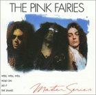 PINK FAIRIES Masters Series album cover