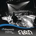P.O.D. Rhapsody Originals album cover