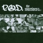 P.O.D. The Warriors EP, Volume 2 album cover