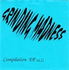 PORNO CLUB FOR WHORES IN BOHEMIA Grinding Madness Compilation EP No. II album cover