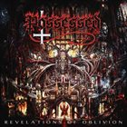 POSSESSED — Revelations of Oblivion album cover
