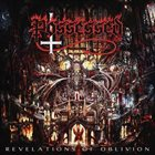POSSESSED Revelations of Oblivion album cover