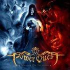 POWER QUEST Master of Illusion album cover