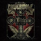 POWERWOLF Bible of the Beast album cover