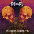 PRAETORIAN Knee Deep In Detritus album cover