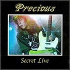 PRECIOUS Secret Live album cover
