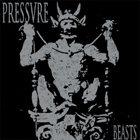 PRESSVRE Beasts album cover
