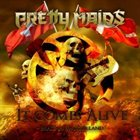 PRETTY MAIDS It Comes Alive (Maid in Switzerland) album cover