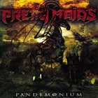 PRETTY MAIDS Pandemonium album cover