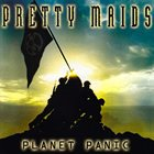 PRETTY MAIDS Planet Panic album cover