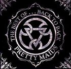 PRETTY MAIDS The Best Of...Back to Back album cover