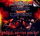 PRIMAL FEAR Live in the USA / 16.6 All over the World album cover