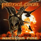 PRIMAL FEAR Nuclear Fire album cover