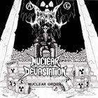 PRIMAL ORDER Nuclear Order album cover