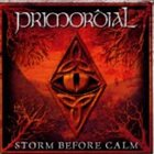 PRIMORDIAL Storm Before Calm Album Cover