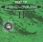 PRO-PAIN Best of Pro-Pain II album cover