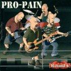 PRO-PAIN Round 6 album cover