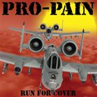 PRO-PAIN Run for Cover album cover
