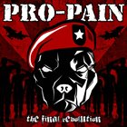 PRO-PAIN The Final Revolution album cover