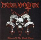 PROCLAMATION Advent of the Black Omen album cover