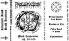 PROCLAMATION Black Conjuration album cover