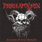 PROCLAMATION Execration of Cruel Bestiality album cover