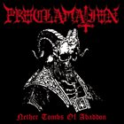 PROCLAMATION Nether Tombs of Abaddon album cover