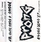 PRONG 4 Song Demo '87 album cover