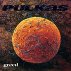 PULKAS Greed album cover