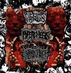 PULMONARY FIBROSIS 3 Way Pathological Split album cover