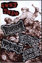 PULMONARY FIBROSIS 4 Way Tape album cover