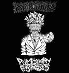 PULMONARY FIBROSIS Psychopathic / Pulmonary Fibrosis album cover