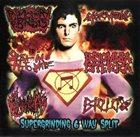 PULMONARY FIBROSIS Supergrinding 6 Way Split album cover