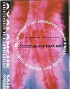 PUMPKINHEAD Avalanche - Christchurch EP's Compilation album cover
