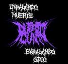 PUTRID CUNT Inhalando Muerte Exhalando Odio album cover