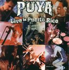 PUYA Live in Puerto Rico album cover