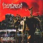 PYRACANDA Thorns album cover