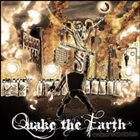 QUAKE THE EARTH We Choose to Walk This Path album cover