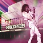 QUEEN A Night At The Odeon album cover