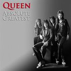 QUEEN Absolute Greatest album cover