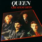 QUEEN Greatest Hits album cover